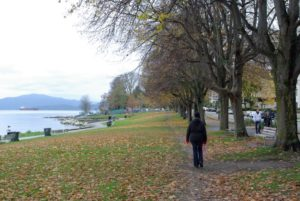 English Bay Vancouver